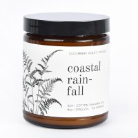 Broken Top Candle Co.Large Can - Coastal Rainfall