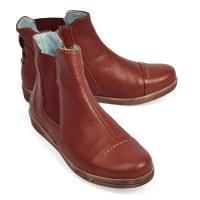 Cloud Footwear Agda Boot - Cherry