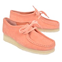 Clarks Women's Wallabee - Coral