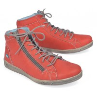 Cloud Footwear Aika Boot BR - Red