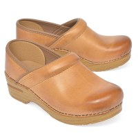 Dansko Professional Distressed - Honey