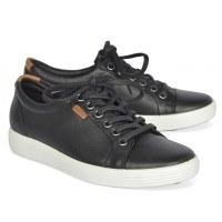 ecco Soft 7 Sneaker W - Black