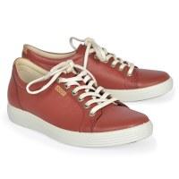 ecco Soft 7 Sneaker W - Marsala