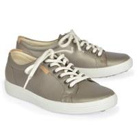 ecco Soft 7 Sneaker W - Stone Metallic