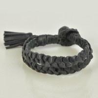Embrazio Lazo Turco Bracelet  - Black