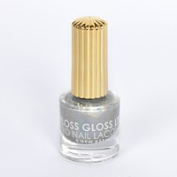 Floss Gloss Intergalosstic - Silver Holograph
