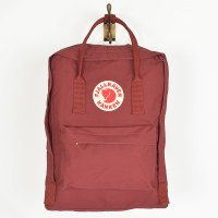 Fjallraven Kanken - Ox Red