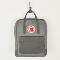 Fjall Raven Kanken Re-Wool - Granite Grey