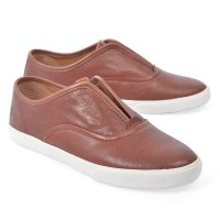 Frye Women's Maya CVO Slip On - Cognac