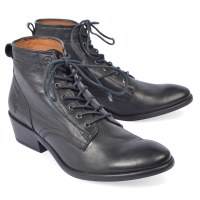 Frye Carson Lace Up - Black