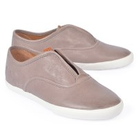 Frye Women's Maya CVO Slip On - Cement