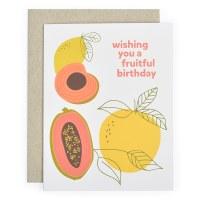 Graphic Anthology Fruitful - Neutral
