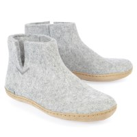Glerups Low Boot - Grey
