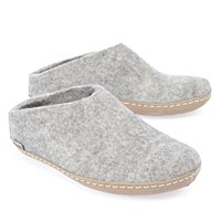 Glerups Slip On - Grey