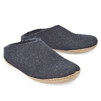 Glerups Slip On - Charcoal