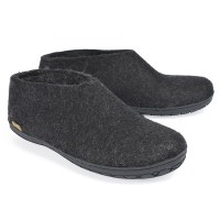 Glerups Shoe Rubber - Charcoal/Black