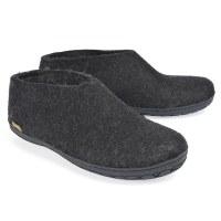 Glerups Shoe Rubber - Charcoal/Black