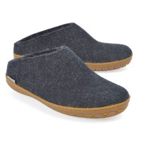 Glerups Slip On Rubber - Charcoal