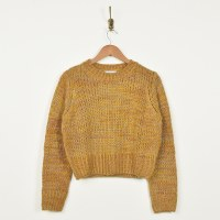 Greylin Oliie Speckled Sweater - Golden Yellow