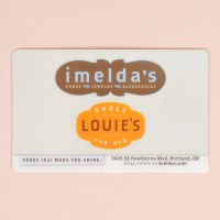 Physical Gift Card - $100