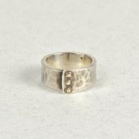 J & I Jewelry MCX7R Ring - Silver