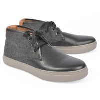 J & M Toliver Chukka - Black