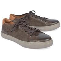J&M 1850 Toliver Lace Sneaker - Brown