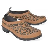 Joules Pop On - Tan/Leopard