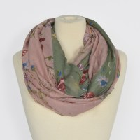 Scattered Bouquet Scarf /JOY
