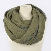 Joy Susan Pleat and Stripe - Olive