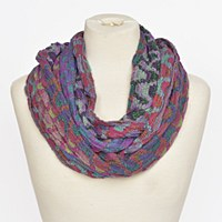 Joy Susan Multi Weave - Purple