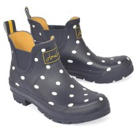 Joules Wellie Bob - French Navy Spot