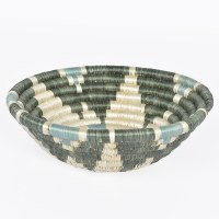 Kazi Small Hope Bowl - Grey/Green