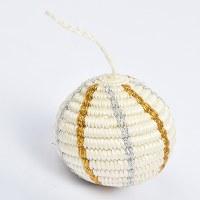 Kazi Globe Ornament - Multi