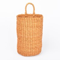 Kazi Hanging Basket - Light Gold