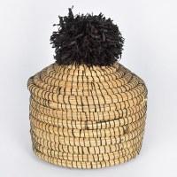 Kazi Pom Pom Box - Black
