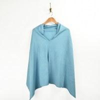Kerisma Eden 2 Poncho - Crystal Blue