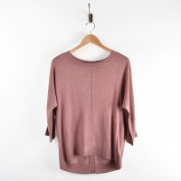 Kerisma Felice Top - Dusty Pink