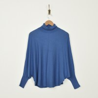 Kerisma Ryu Lin Turtleneck - Persian Blue