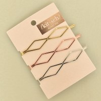 Kitsch Diamond Bobby Pins - Multi