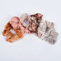 Kitch Tie Dye Scrunchies - Rust