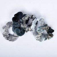 Kitch Tie Dye Scrunchies - Slate