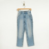 Lee Dungaree Ankle - Authentic Fade