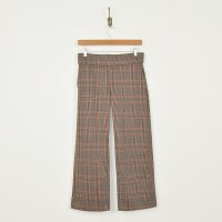 Liverpool Mabel Pull On - Tan Plaid