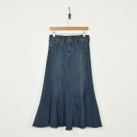 Liverpool Multi Panel Skirt - Darwin Pure