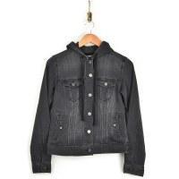 Self Hooded Jacket /LIV