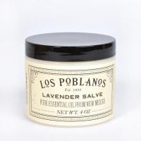 Los Poblanos Hand Salve 4oz - Lavender