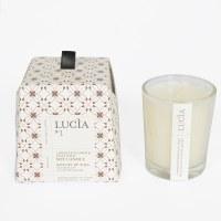 Lucia Votive Candle - Goats