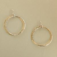 Marjorie Baer E4802 - Brass/Silver