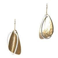 Marjorie Baer E5449 - Brass/Silver
